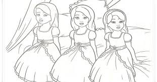 barbie diamond castle coloring pages girls realistic gekimoe