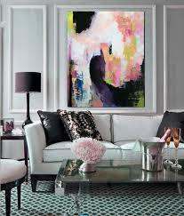 Interior Design Tips Decorating To Complement Your Favorite Art - Modern art interior design
