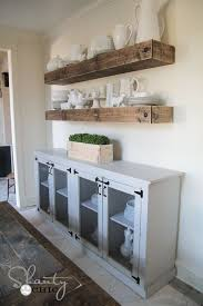 Hanging Wall Shelves Woodworking Plan by Best 25 Dining Room Floating Shelves Ideas On Pinterest Wood
