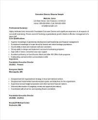 Executive Director Resume Example by 61 Executive Resume Templates Free U0026 Premium Templates