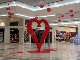 Heart Decorations For Valentine S Day by Photos By Topic Balloon Decoration Valentine And Romance