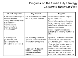 business plan template 1 city of cape town smart city initiative