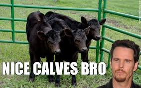 Calves Meme - johnny drama calves from wizard sandwiches