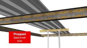 Composite Flooring Comflor Composite Steel Floor Decks Product Overview