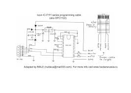 Radio Repeater Circuit Diagram Icom