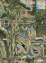 Sound Map Pelican Sound Real Estate Estero Florida Fla Fl