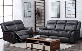 3 seater recliner sofa leather 3 seater recliner sofa 3rr grey
