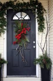 best 25 christmas front doors ideas on pinterest front door