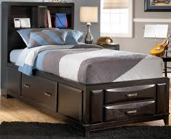 Full Storage Beds Twin Beds With Storage Ideas Glamorous Bedroom Design