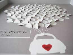 wedding guest books ideas seven facts about creative wedding guest book ideas that