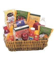 Healthy Food Gift Baskets Healthy Gourmet Basket Tf158 3 92 66