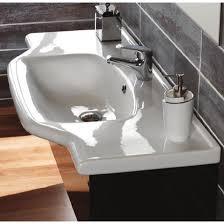 Rectangular Drop In Bathroom Sink by Cerastyle 081200 U By Nameek U0027s Yeni Klasik Rectangular White
