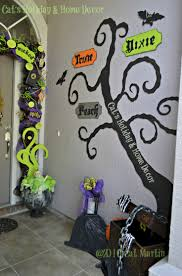 Preschool Halloween Decorations 236 Best My Door Decor U0026 More Images On Pinterest Sprinkles My
