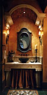 best images about mediterranean tuscan decor pinterest old world mediterranean italian spanish tuscan homes decor dark bathroomspowder room designmediterranean