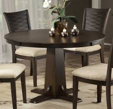 dark brown round kitchen table furniture inspiring dining set furniture for dining room decoration