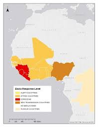 west africa map ebola mapping could help stop ebola s spread kth