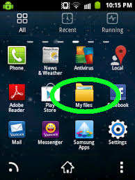my files android hide files folders in android os phone grasp hub