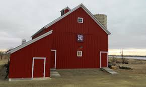 big quilt on the big red barn images