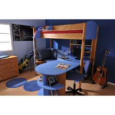 Desk Turns Into Bed Twin Bunk Bed With Storage Wayfair Chelsea Home Idolza