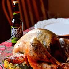 thanksgiving dinner pasadena ca stone delicious ipa glazed lemon and herb turkey stone brewing