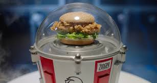 inside the mission to send a chicken sandwich into space the verge