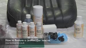 Interior Repair Buy Your Leather Colorant Kit Online Today Furniture Clinic