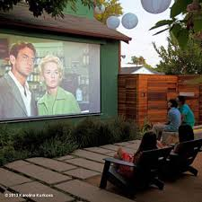 Backyard Movie Night Projector 13 Best Outdoor Movie Screens Images On Pinterest Outdoor Cinema