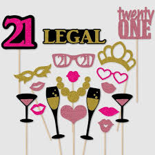 21 25 21 Birthday Ideas 21 Birthday Balloons