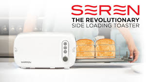 Toaster Glass Sides Seren Toaster Youtube