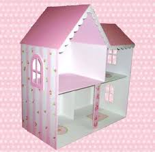 Modistamodesta Another Large Barbie House by