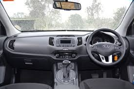 kia sportage interior kia sportage review 2012 sli diesel automatic interior shot