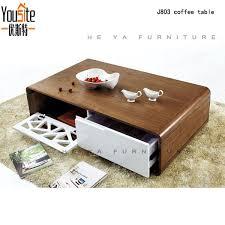Led Tv Box Design Japanese Style Wooden Lcd Tv Stand Walnut Veneer Led Tv Table