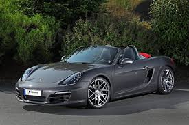 Porsche Boxster Lowered - schmidt revolution u0027s third gen porsche boxster gtspirit