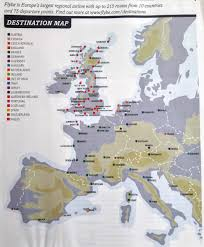 Flybe Route Map by Flybe Die Britische Fluggesellschaft Meine Ersten Erfahrungen