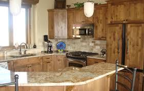 kitchen modern living room and kitchen in open floor superb