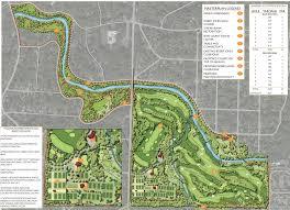 Atlanta Beltline Trail Map by Atlanta Memorial Park