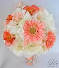 bridesmaid bouquet silk wedding bouquet 18 weddbook