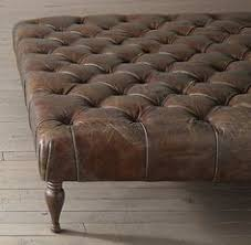 brown leather square ottoman 42 square ottoman not in this color comes in a ton of different
