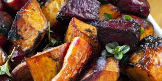 balsamic roasted vegetables recipe epicurious com