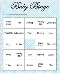 baby shower bingo 20 printable baby shower that are to play tip junkie