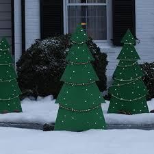 Christmas Outdoor Decorations Home Depot by Noel Tree Yard Decor Png