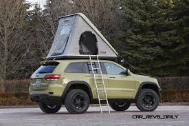 jeep sports car concept jeep grand cherokee overlander concept