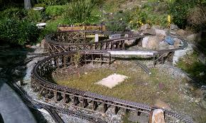 g scale garden railway layouts model railroads in the backyard the redwood empire garden railway