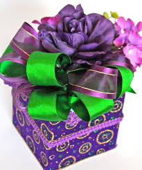 pre wrapped gift boxes christmas 193 best purple images on purple christmas