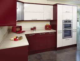 cuisine bordeaux et blanc cuisine bordeaux et blanc cuisine bois gris bordeaux une inoui