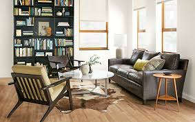 room and board leather sofa bram leather sofa with sanna chair modern living room furniture