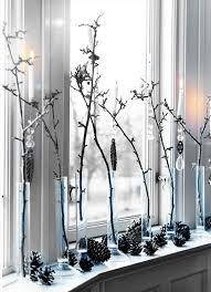 Macy S Christmas Window Decorations 2013 by Christmas Window Decorations Idea Display Branches Pinecones