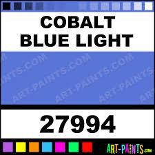 cobalt blue light standard series acrylic paints 27994 cobalt