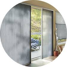Solar Shades For Patio Doors by Patio U0026 Sliding Glass Door Window Treatments Hunter Douglas