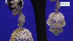 malabar diamond earrings white gold and diamond jhumkas malabar gold and diamonds